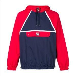 FILA Men's Astor Half Zip Jacket